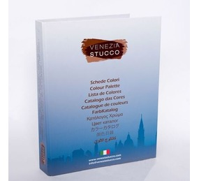 Venezia Stucco Colour Catalogue