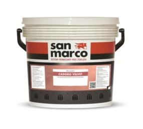 San Marco Cadoro Velvet Base Argento
