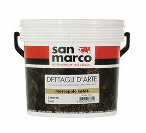 San Marco Marcopolo Sable Base Argento