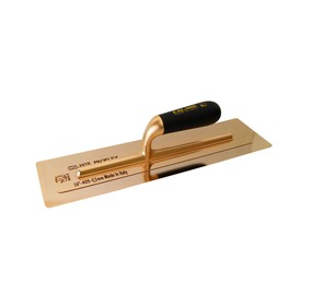 CO.ME Proflex Gold Plasterers Skimming Trowel