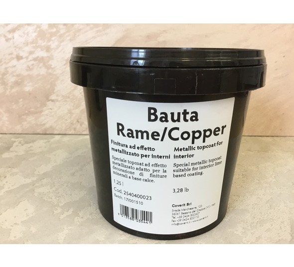Coverit Copper Metallic Wax