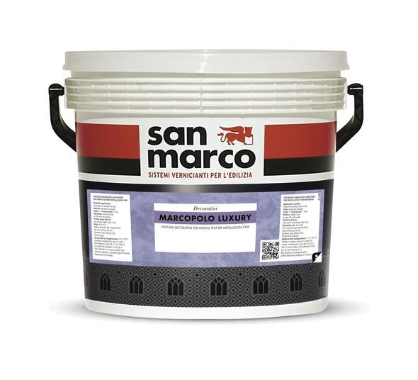 San Marco Marcopolo Luxury Base Argento 0070